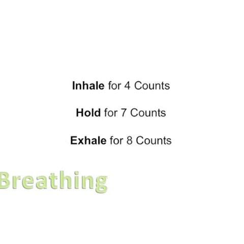 Breathing, Set 3