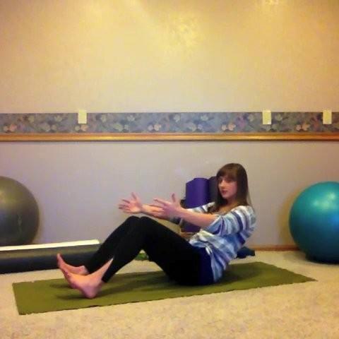 Pilates: Set 2, Level 3+