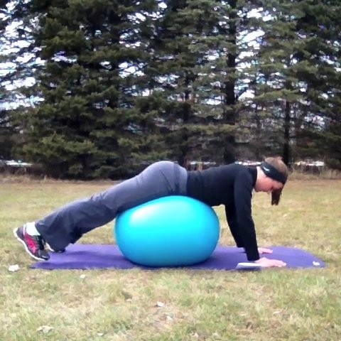 Stability Ball: Set 1, Level 1