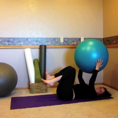 Stability Ball: Set 1, Level 3