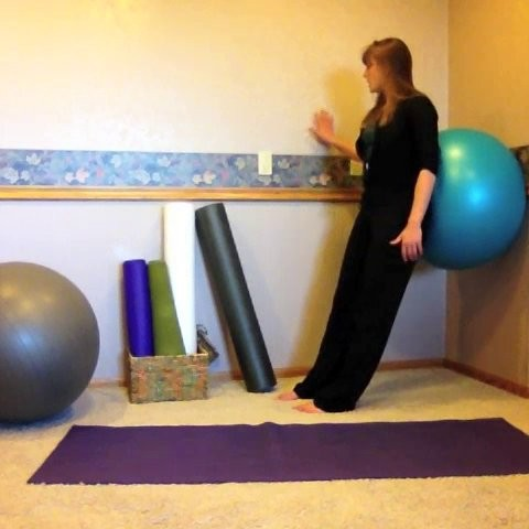 Stability Ball: Set 2, Level 1