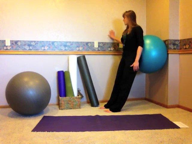 Stability Ball: Set 2, Level 1