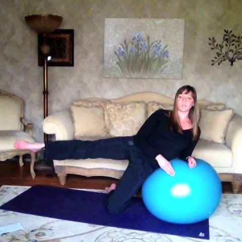Stability Ball: Set 2, Level 3
