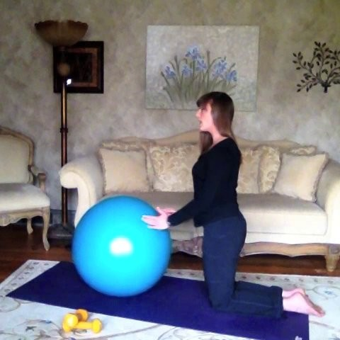 Stability Ball: Set 2, Level 3+