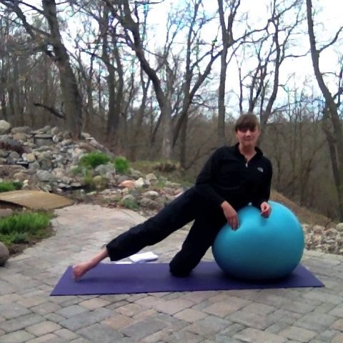 Stability Ball: Set 3, Level 3+