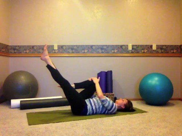 Pilates: Set 1, Level 1