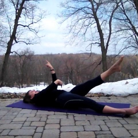 Pilates: Set 1, Level 2
