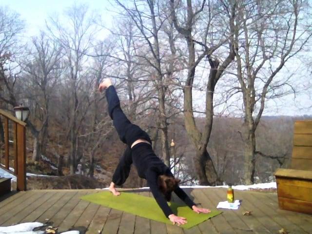 Yoga: Level 3+, Set 1