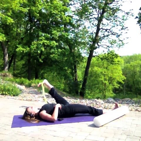 Yoga: Post-Run Cool Down, Level 3