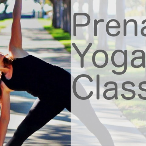 Prenatal Yoga With Lesley Fightmaster: A Practice