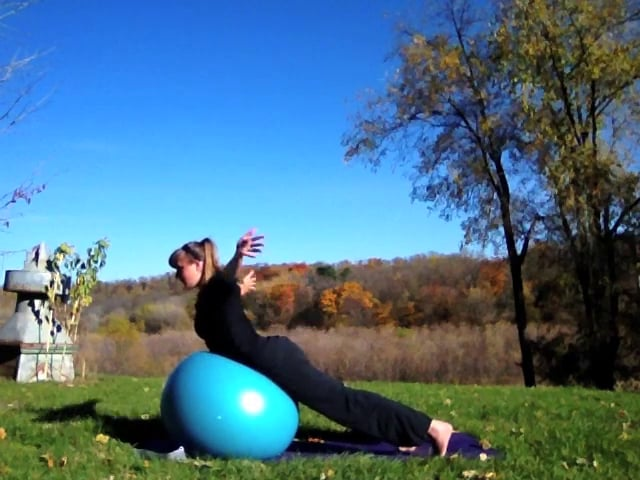 Stability Ball: Level 3, Set 3