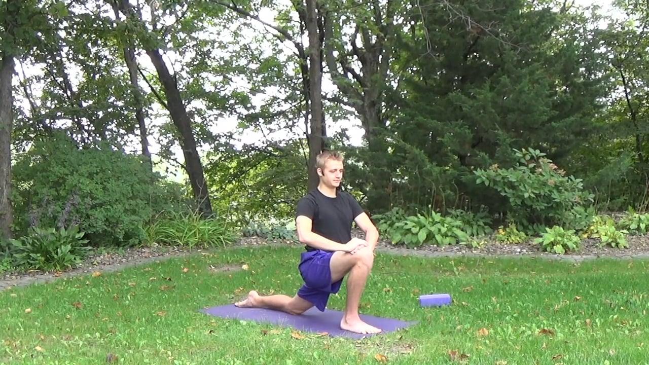 Yoga With Grant Johnson: Level 2/3