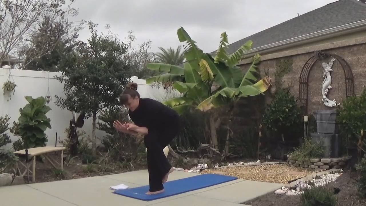 Yoga: Level 3+, Set 4