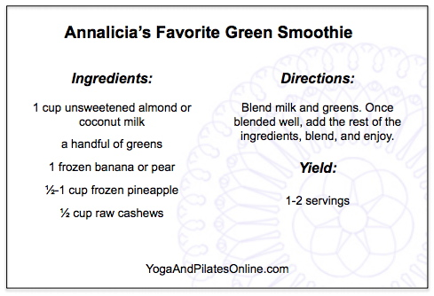 favoritegreensmoothie